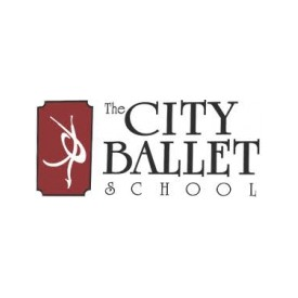 The City Ballet School logo